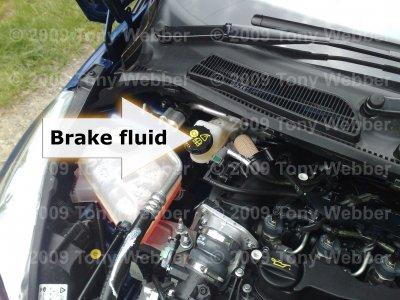 brake fluid tony webber ©2009